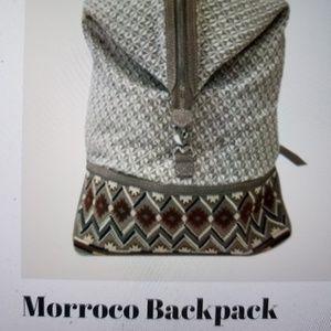 SALE Ten79la Moroccan boho  backpack
